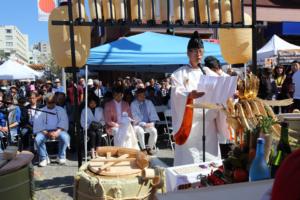 Kanda Myojin Mikoshi Purification