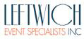 Leftwich Event Specialists Logo