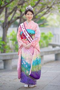 2017 Queen Jacquelyn Kimiko Chew