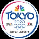 Tokyo 2020 Station Logo