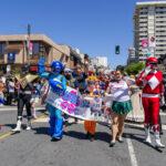 Anime Costume Parade