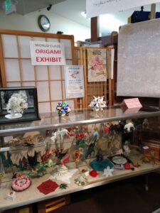 Origami Museum, Paper Tree