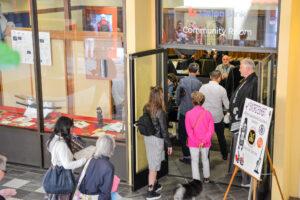 Northern California Japanese Sword Club Exhibit