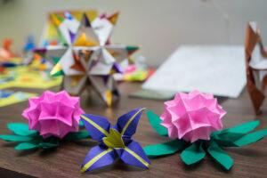 Origami Exhibit